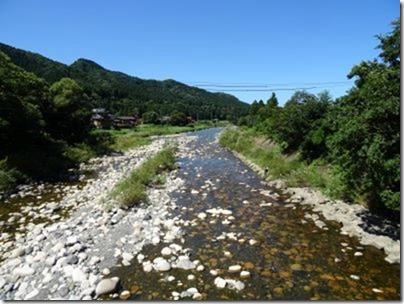 松野橋下流